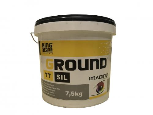 Ground Sil silicon vakolatalapozó 7,5kg/db - King Stone